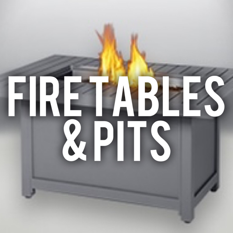 fire tables & pits