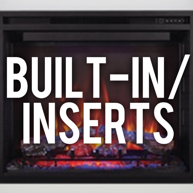 built-in / inserts