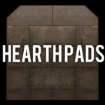 hearth pads