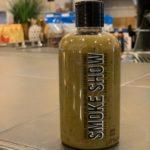 Ingredients Smoke Show Jalapeño Hot Sauce